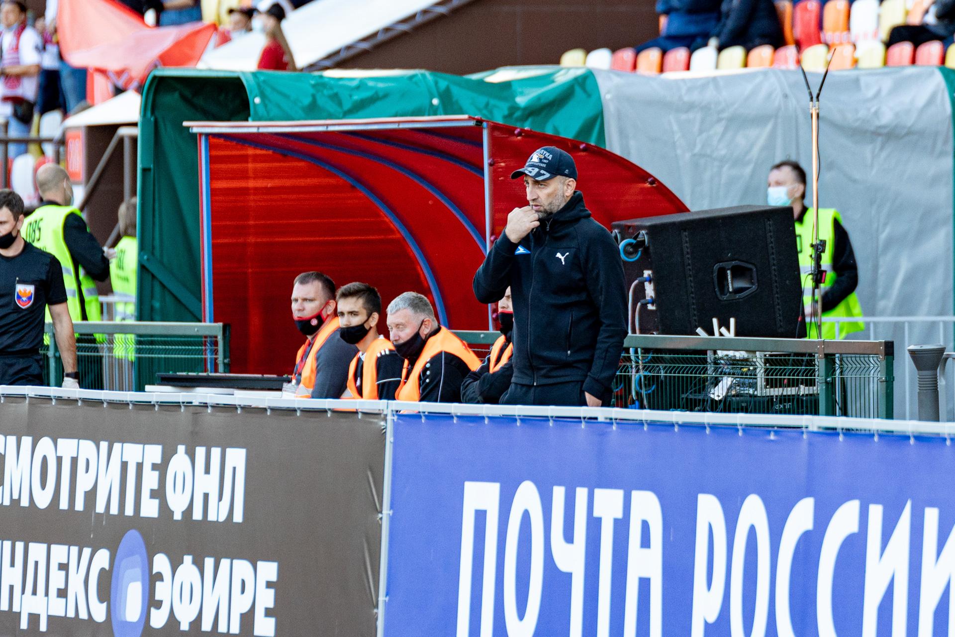 editor 1 159 - Магомед Адиев: «Каждую победу посвящаем болельщикам»